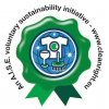 Sustainable cleaning logo